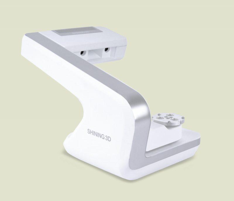 Фото 3D сканера Shining 3D AutoScan DS-EX 1