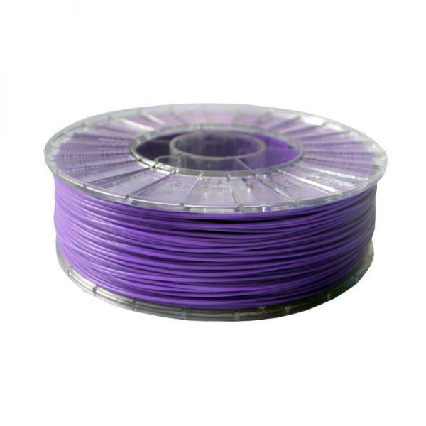 Фото нити для 3D-принтера PLA пластик 1,75 Экофил Стримпласт сиреневый