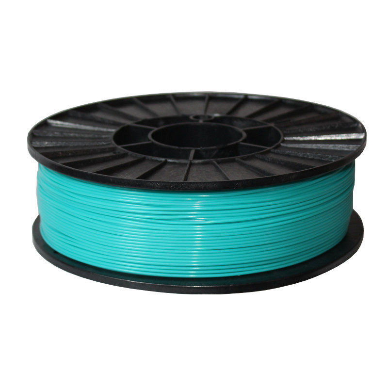 Фото нити для 3D-принтера ABS + пластик 1,75 Стримпласт бирюзовый