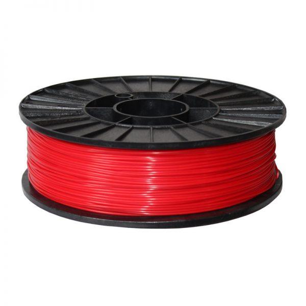 Фото нити для 3D-принтера ABS + пластик 1,75 Стримпласт красный