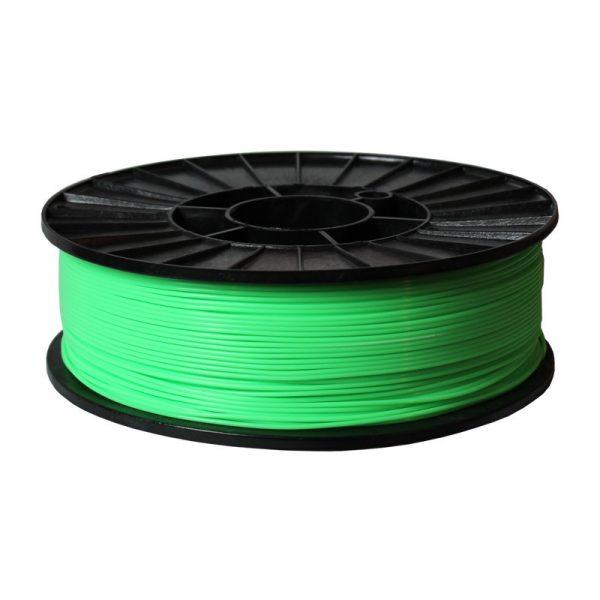 Фото нити для 3D-принтера ABS + пластик 1,75 Стримпласт салатовый