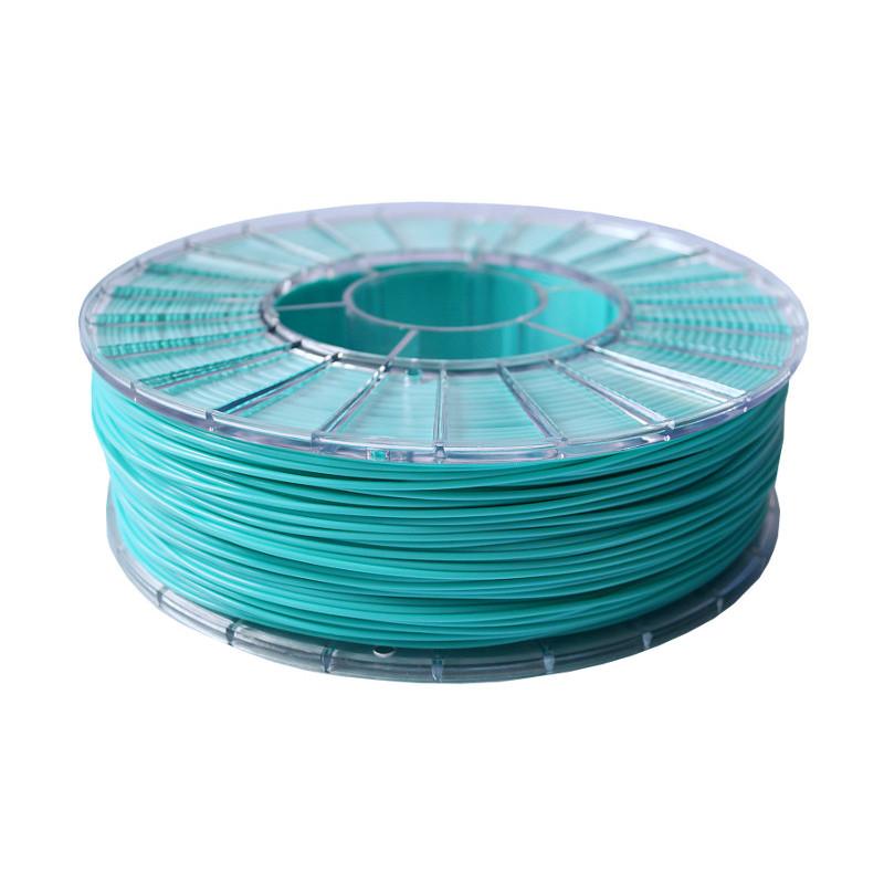 Фото нити для 3D-принтера PLA пластик 1,75 Экофил Стримпласт бирюзовый