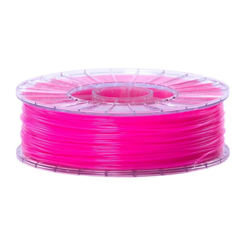 Фото нити для 3D-принтера SBS пластик 1,75 Стримпласт маджента