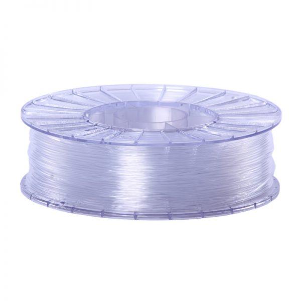 Фото нити для 3D-принтера SBS пластик 1,75 Стримпласт прозрачный