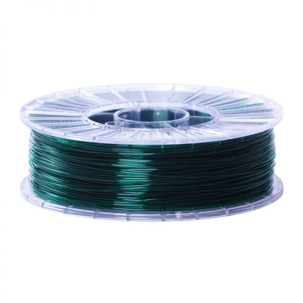 Фото нити для 3D-принтера SBS пластик 1,75 Стримпласт зеленый