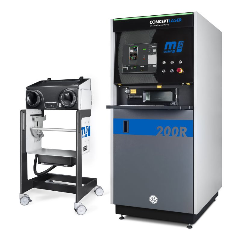 Изображение 3D принтера ConceptLaser MLab Cusing 200R 1