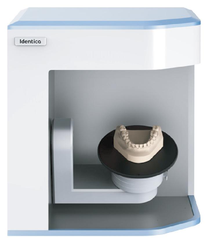 Фото 3D сканера Medit Identica T300 1