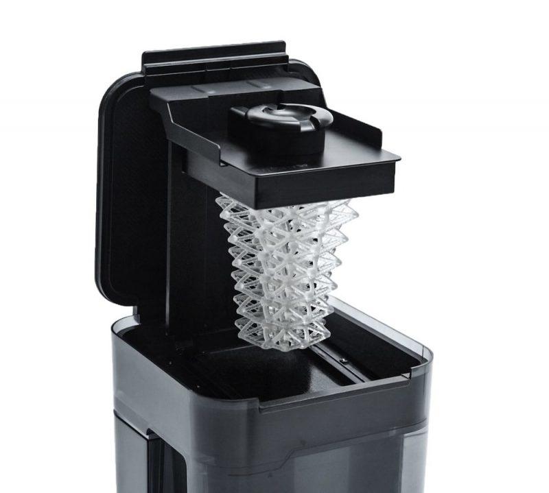 Фото устройства автоматической очистки моделей Formlabs Form Wash 4