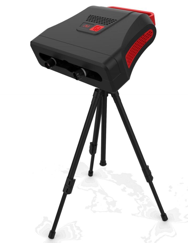 Фото 3D сканера RangeVision PRO 2M 1