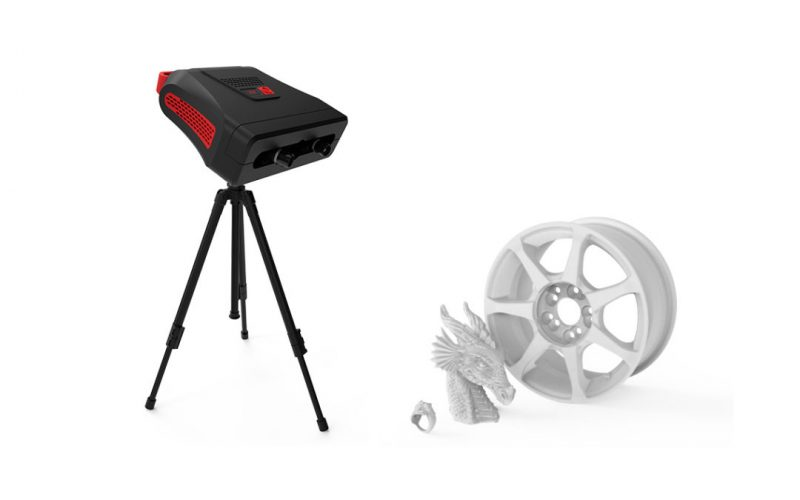 Фото 3D сканера RangeVision PRO 2M NEW 2