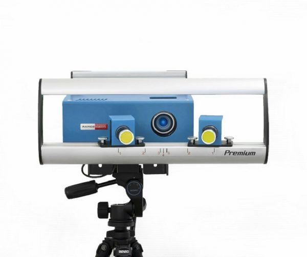 Фото 3D сканера RangeVision PRO 5M 1
