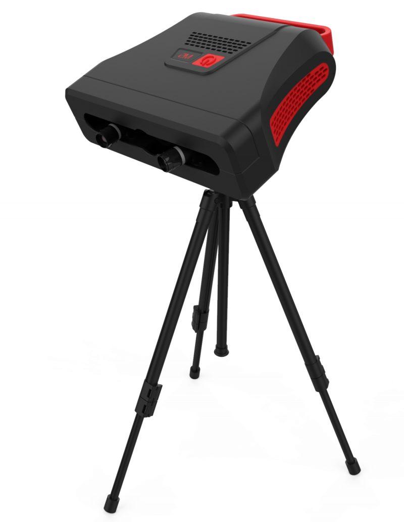 Фото 3D сканера RangeVision PRO 5M NEW 1