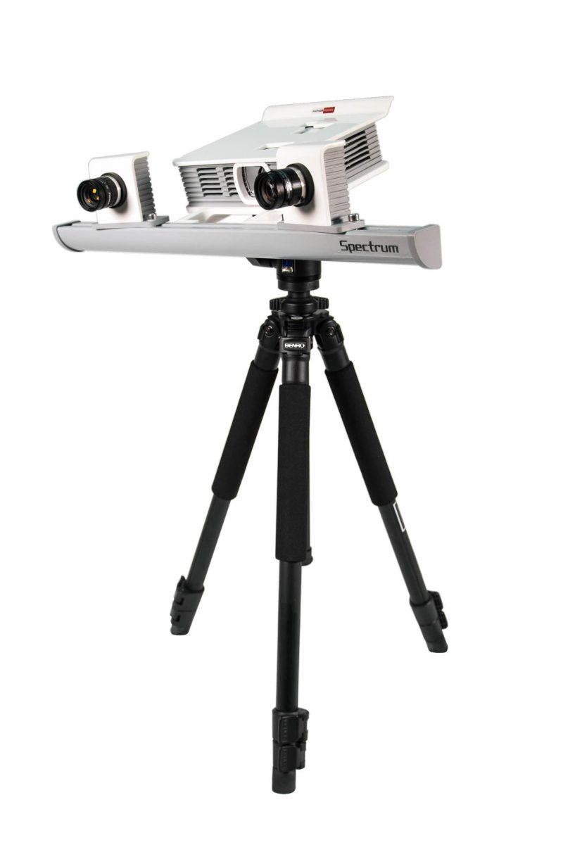 Фото 3D сканера RangeVision Spectrum 1