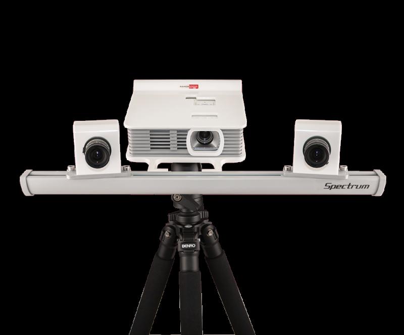 Фото 3D сканера RangeVision Spectrum 2