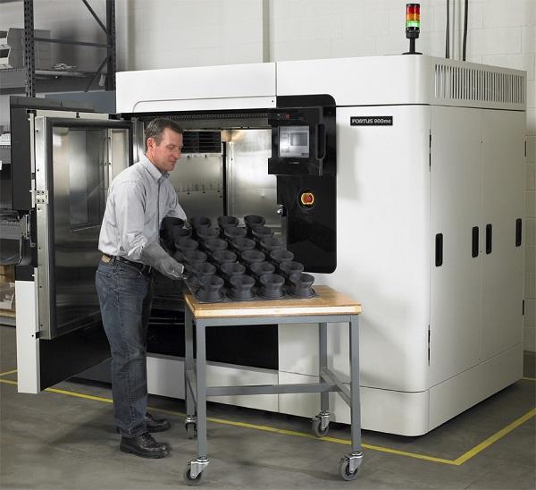 Фото Виды промышленных 3Д принтеров