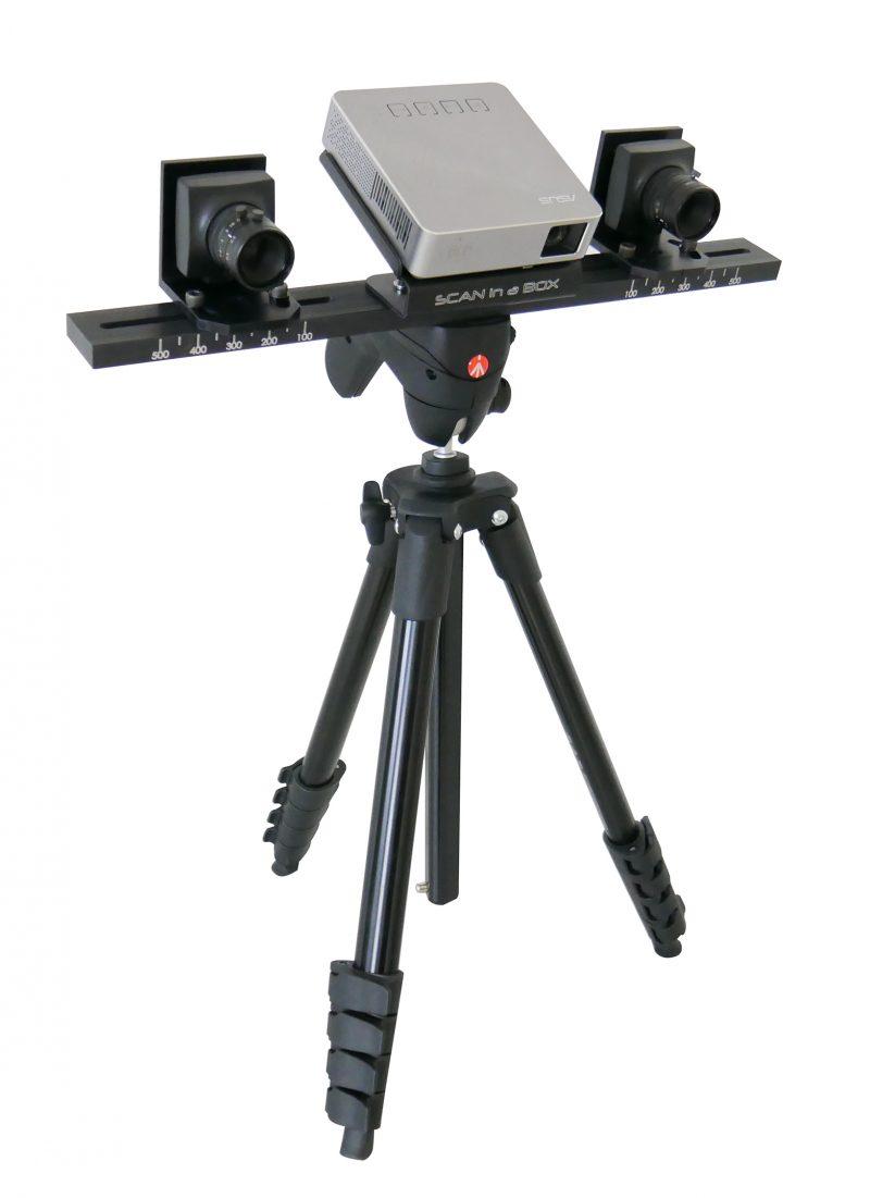 Фото 3D сканера Open Technologies Scan in a Box 1