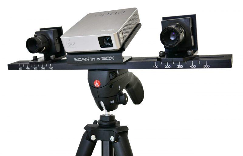 Фото 3D сканера Open Technologies Scan in a Box 3