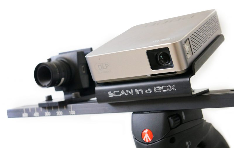 Фото 3D сканера Open Technologies Scan in a Box 4