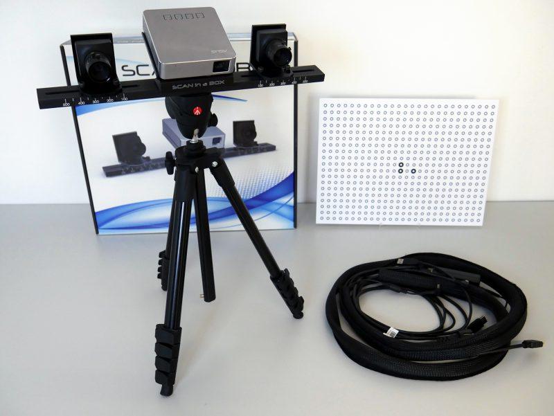Фото 3D сканера Open Technologies Scan in a Box 9