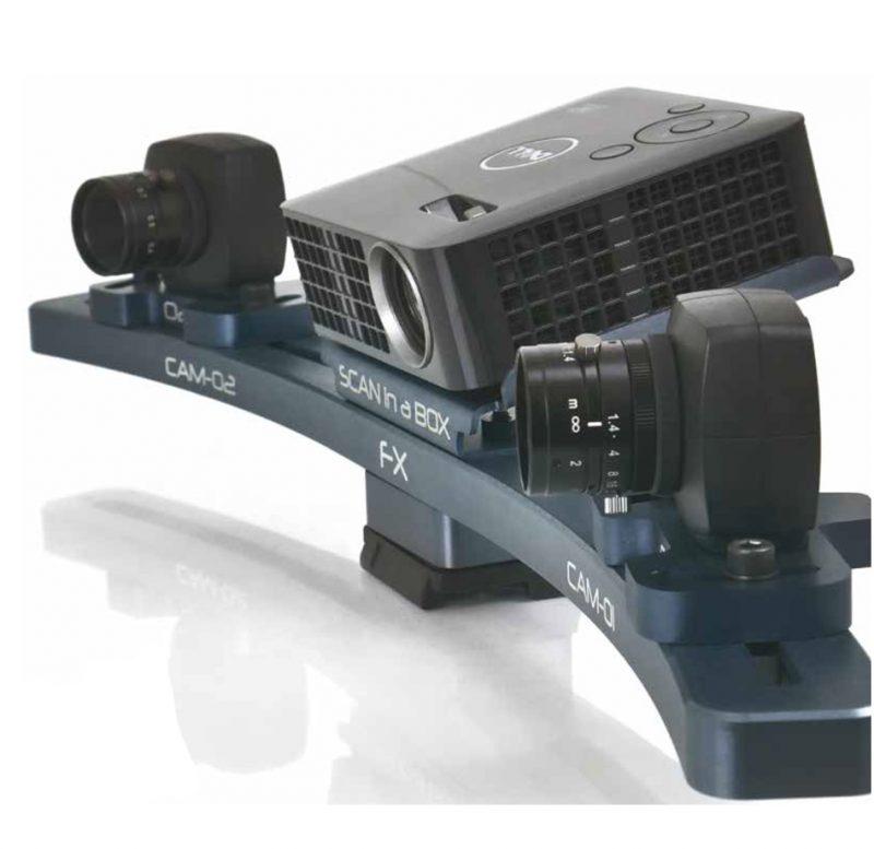 Фото 3D сканера Open Technologies Scan in a Box-FX 3