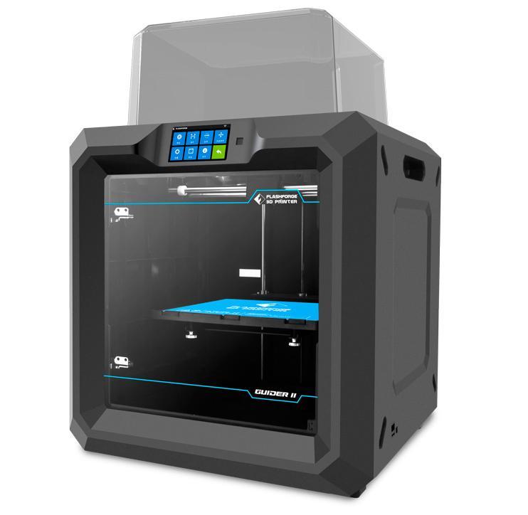 Фото 3D принтера Flashforge Guider II 2