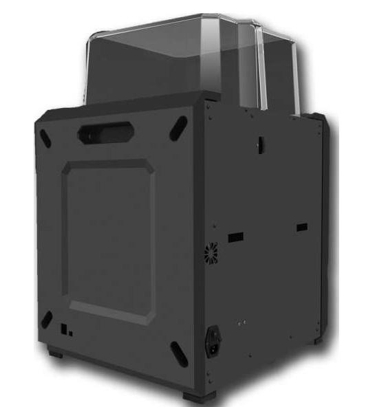 Фото 3D принтера Flashforge Guider II 4