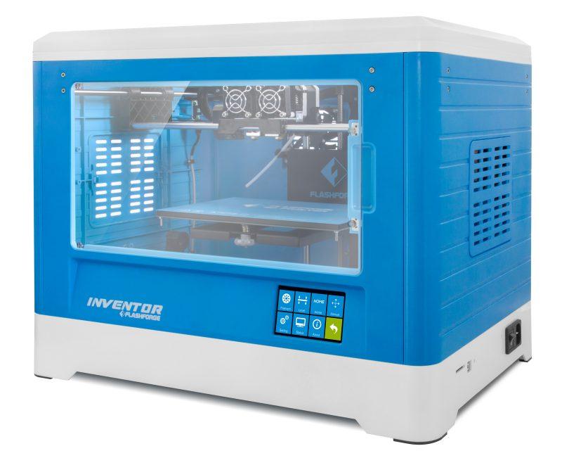 Фото 3D принтера Flashforge Inventor 1