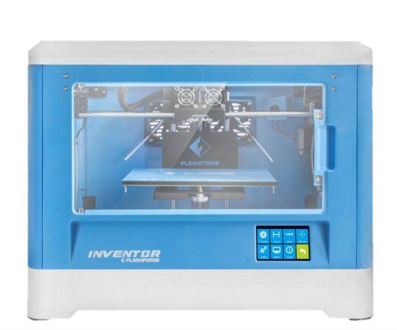 Фото 3D принтера Flashforge Inventor 2