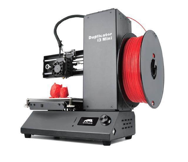 Фото 3D принтера Wanhao Duplicator i3 Mini 9