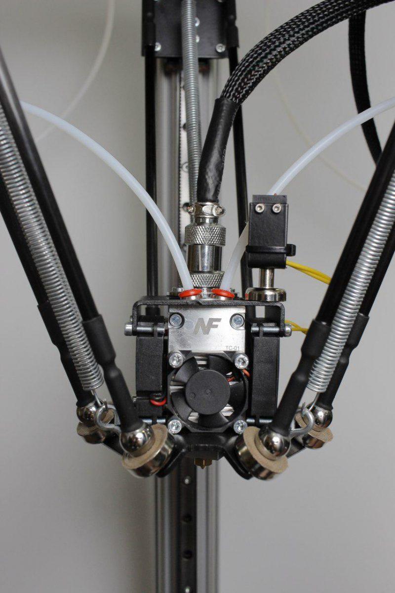 Фото 3D принтера Prism PRO Dual 4