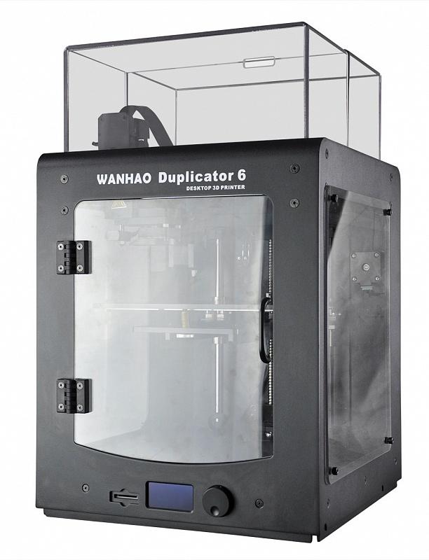 Фото 3D принтера Wanhao Duplicator 6 PLUS в корпусе 1