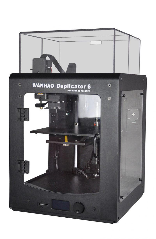 Фото 3D принтера Wanhao Duplicator 6 PLUS в корпусе 2