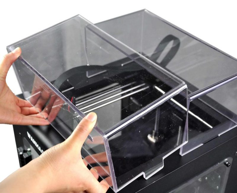Фото 3D принтера Wanhao Duplicator 6 PLUS в корпусе 6