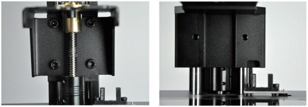 Фото сравнение систем 3D принтеров Ванхао 1.4 и 1.5 1