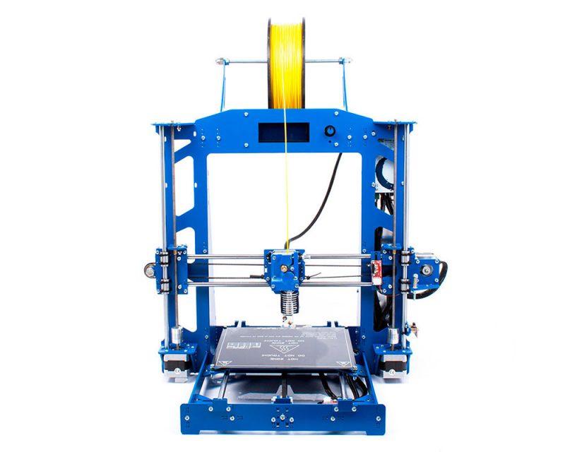 Фото 3D принтера 3DiY (BiZon) Prusa i3 steel 300x300 мм - DIY набор 3