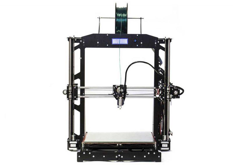Фото 3D принтера 3DiY (BiZon) Prusa i3 steel 300x300 мм - DIY набор 5