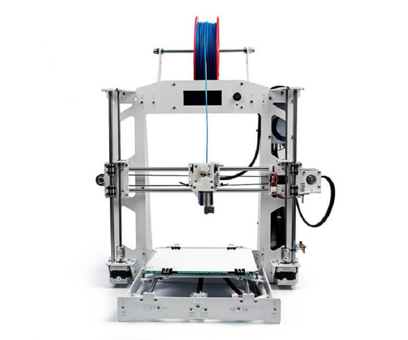 Фото 3D принтера 3DiY (BiZon) Prusa i3 steel 4