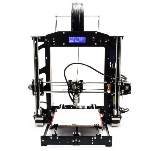 Фото 3D принтера 3DiY (BiZon) Prusa i3 steel - DIY набор 1