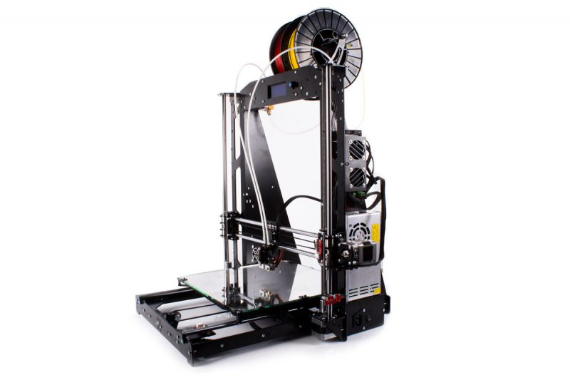 Фото 3D принтера 3DiY (BiZon) Prusa i3 steel - DIY набор 2