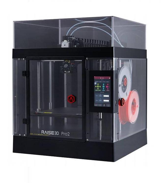 Фото 3D принтера Raise3D Pro2 1
