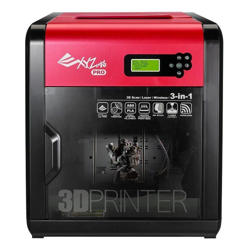 Фото МФУ XYZprinting Da Vinci 1.0 Pro 3-в-1 1