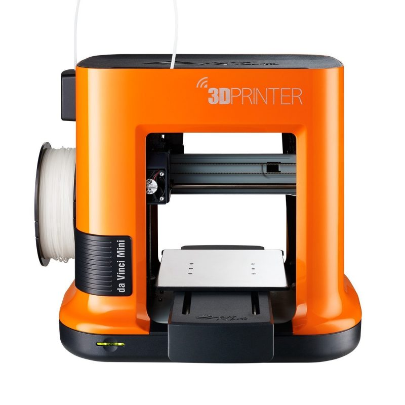 Фото 3D принтера XYZPrinting Da Vinci Mini 1