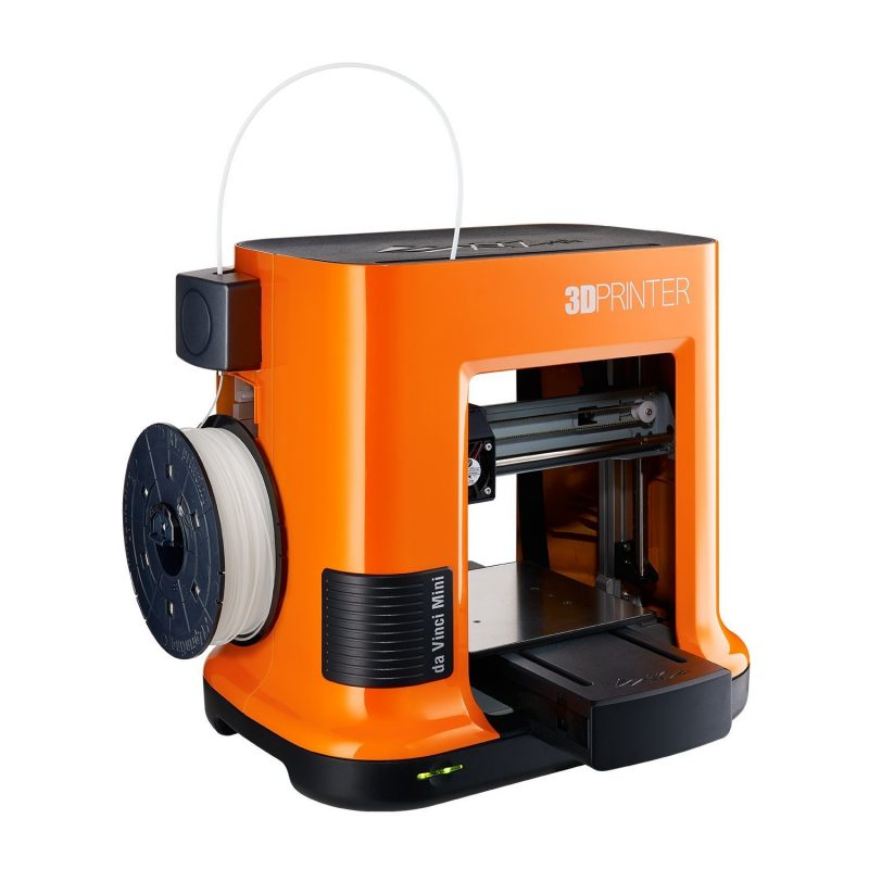 Фото 3D принтера XYZPrinting Da Vinci Mini 2