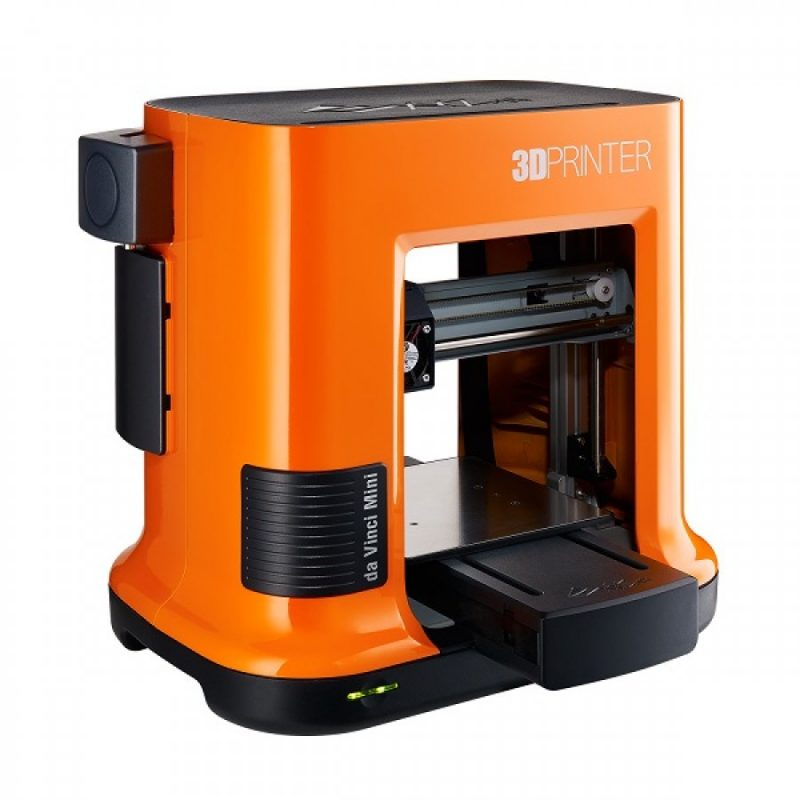 Фото 3D принтера XYZPrinting Da Vinci Mini 4