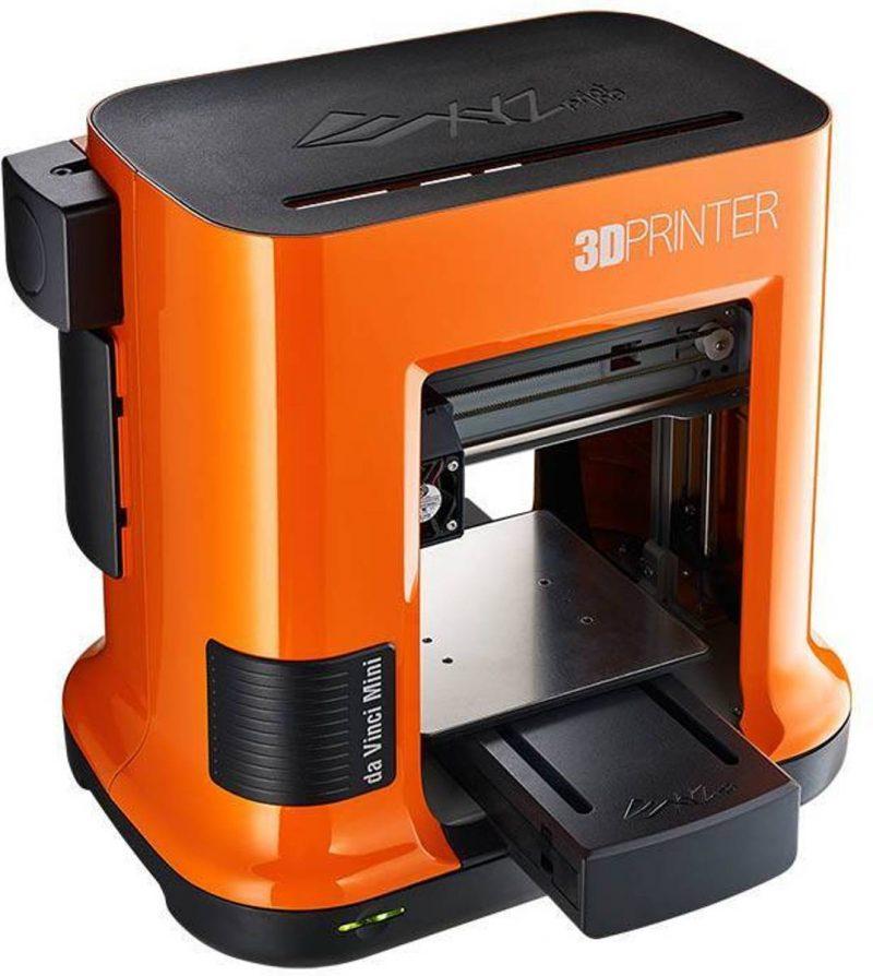 Фото 3D принтера XYZPrinting Da Vinci Mini 5