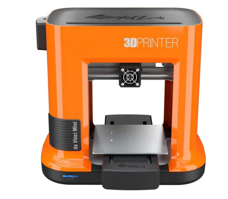 Фото 3D принтера XYZPrinting Da Vinci Mini 6