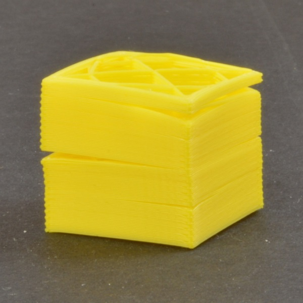 Фото Настройки печати ABS пластиком 3