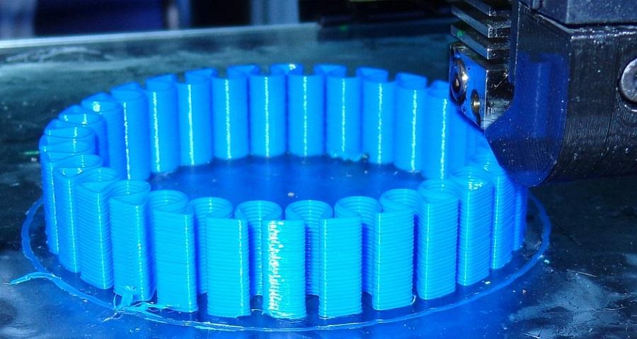 Фото Настройки печати для пластика Flex 2