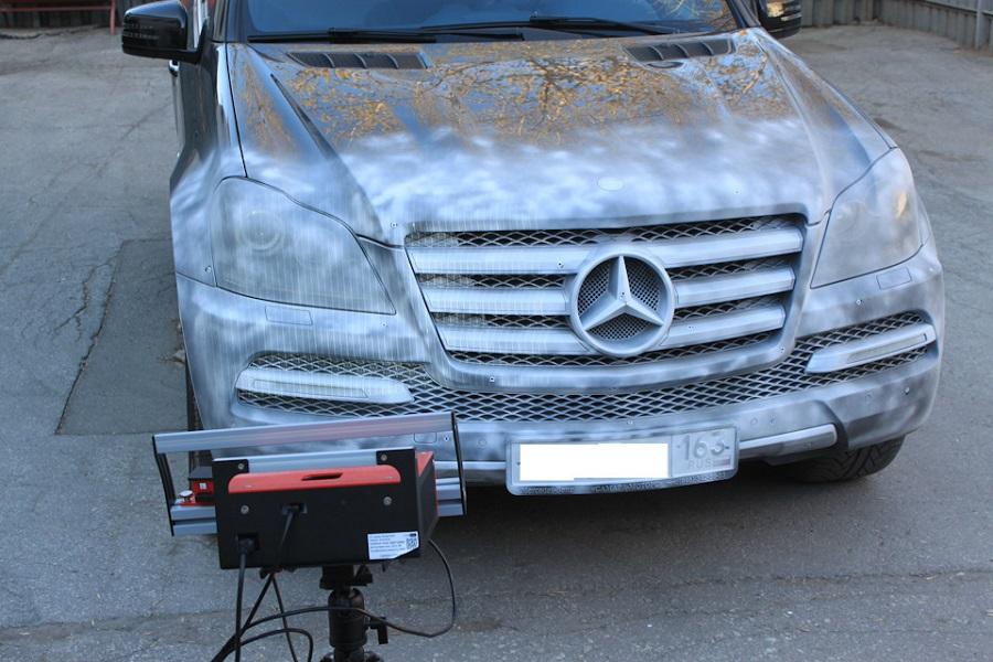 Фото 3Д сканирование для тюнинга автомобилей и частей автомобиля_1