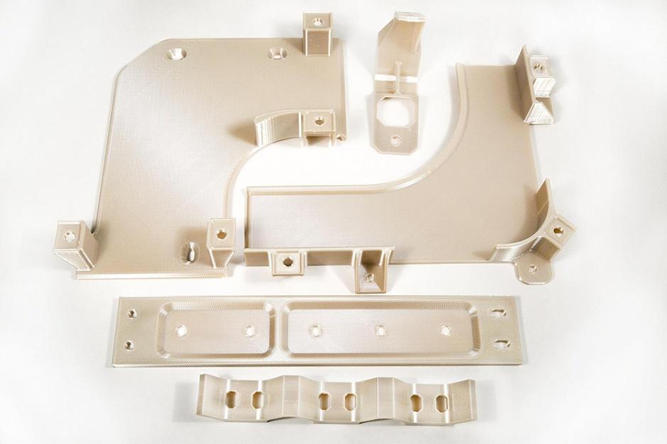 Фото высокопрочные высокотемпературные материалы для 3Д печати 1